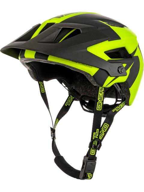 ONeal Defender 2.0 Helmet SLIVER neon yellow/black